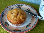 Obst Muffin